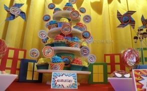 оформление дня рождения киев