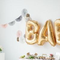 Baby Shower – оформление шаг за шагом