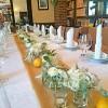 оформление свадьбы киев - лимонная свадьба