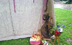 весілля в українському стилі