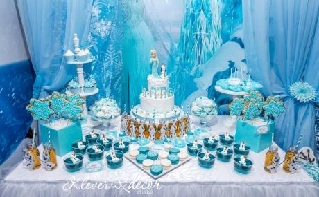 день рождения холодное сердце киев