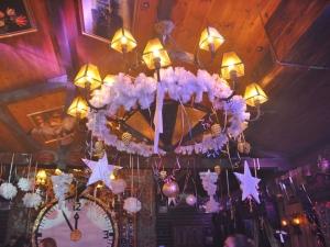 украшение зала на новый год киев