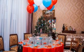 оформление дня рождения мальчика киев