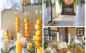 украшение свадьбы киев