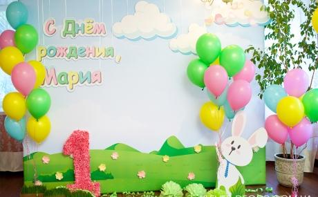 украшение дня рождения киев