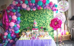 детский день рождения киев