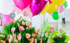 день рождения девочки 1 годик