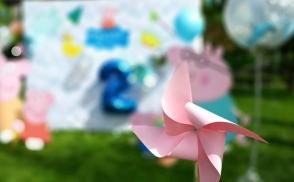 день рождения ребёнка киев свинка Пэппа
