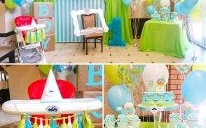 день рождения мальчика киев