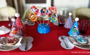 детский день рождения щенячий патруль киев