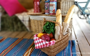 оформление дня рождения пикник киев
