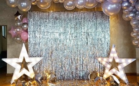 фотозона на новый год киев