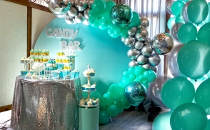 украсить день рождения киев