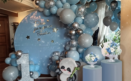 день народження хлопчика 1 рік київ