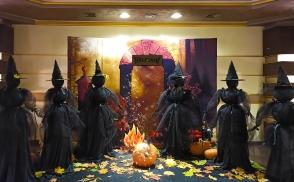 оформить хэллоуин киев легко и красиво