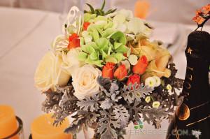 Апельсиновая свадьба киев