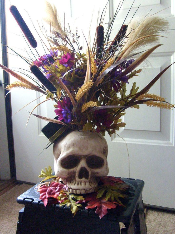 Флористика для Хеллоуина