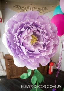 цветы из бумаги купить киев